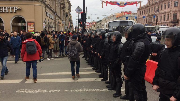Сжетскими задержаниями митингующих вПетербурге разберется генпрокуратура — Татьяна Москалькова