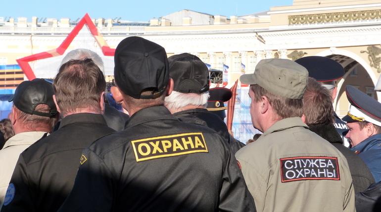 Прокуратура добилась выплаты зарплаты петербургским охранникам