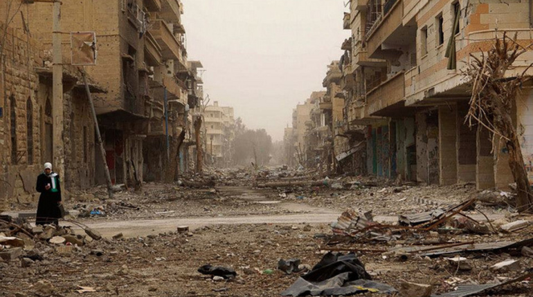 SANA: сирийская ПВО сбила «десятки израильских ракет»