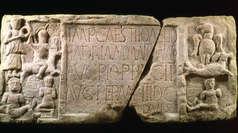 Археологи нашли следы древнеримской информационной войны