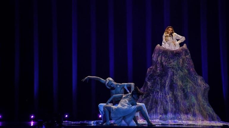"Юлия Самойлова на ""Евровидении-2018"": реакция соцсетей на провал"