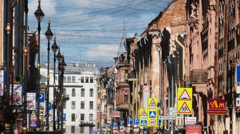 Активисты против «панков»: жительница улицы Рубинштейна устроила пикет