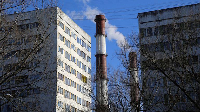 Подачу отопления в дома петербуржцев отложили из-за хорошей погоды