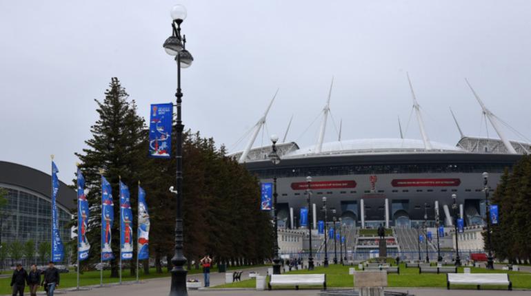 Движение в северной столице 13мая будет ограничено всвязи сфутбольным матчем