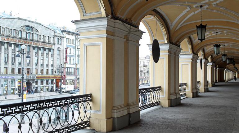 Отступится ли Fort Group от проекта реконструкции Гостиного двора?