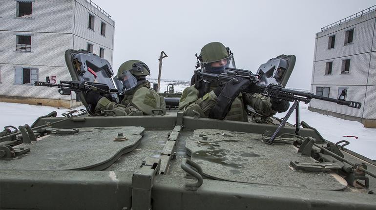 Эксперт НАТО заметил возрождение Вооруженных сил России