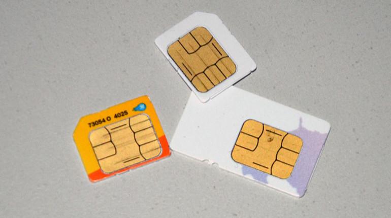 В РФ могут появиться автоматы попродаже сим-карт