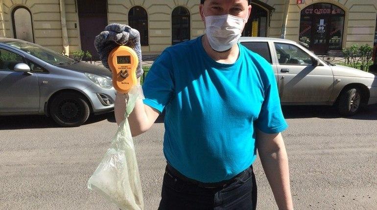 «Красивый Петербург»: улицы города в десятки раз грязнее нормы