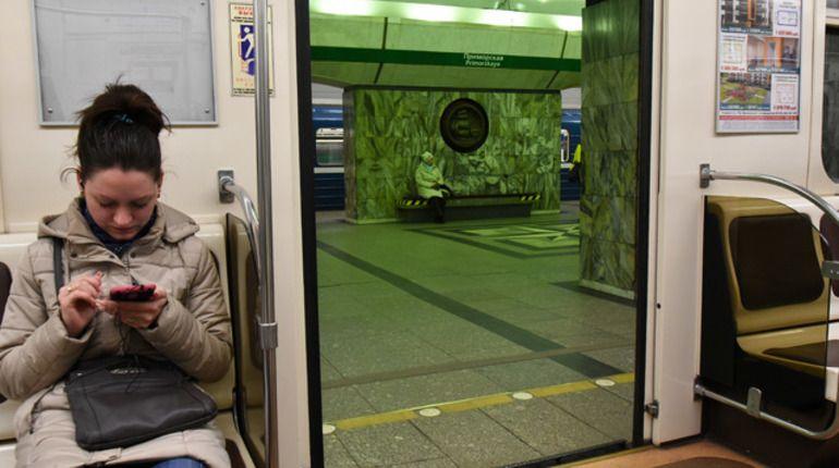Что мешает петербуржцам пользоваться бесплатным wi-fi в метро