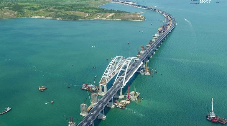 Стартовало движение автомобилей по Крымскому мосту