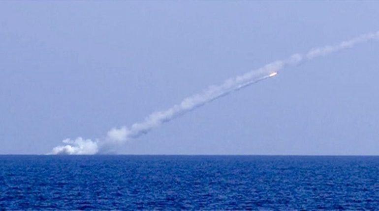 Корабли с «Калибрами» останутся на дежурстве в Средиземном море