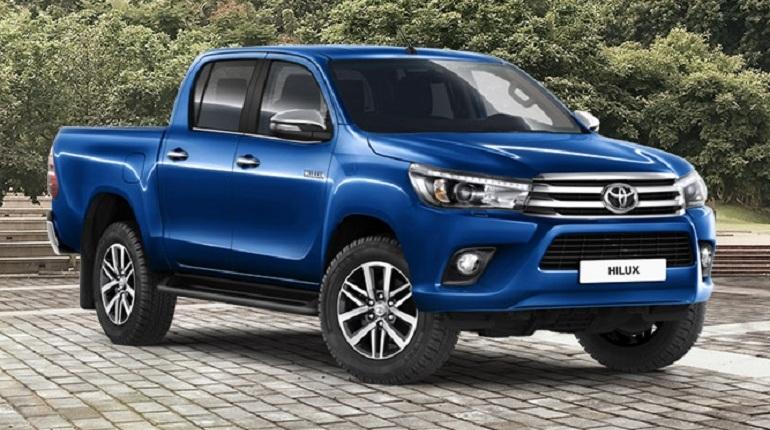 В России отзывают почти 8 тысяч Toyota и Lexus
