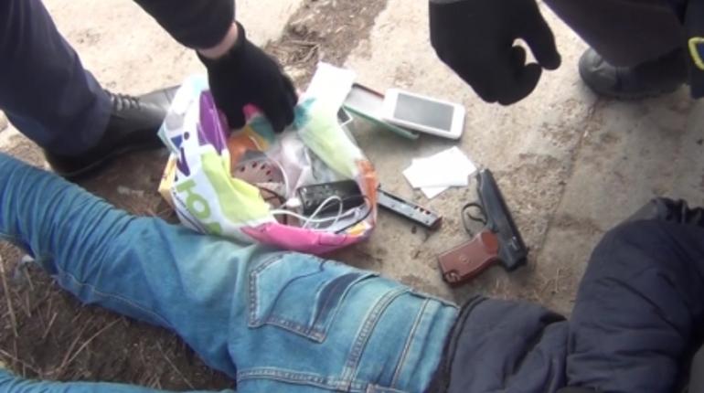В Ленобласти задержан гражданин, который числится в федеральном розыске