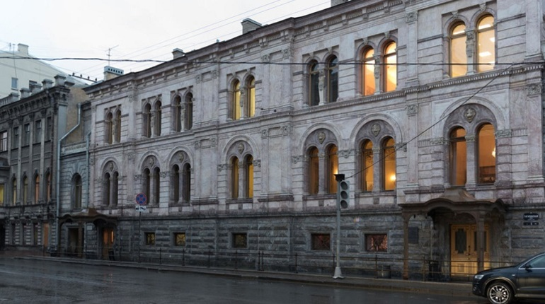 Полтавченко рассказал о грибках, которые оставил во дворце Европейский университет