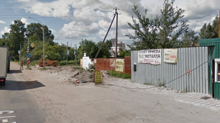 В Ленобласти ограбили пункт приема черного металла
