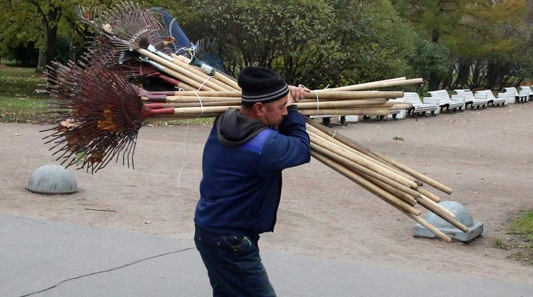 Внеплановый субботник соберет на берегу Невы 400 сотрудников Водоканала
