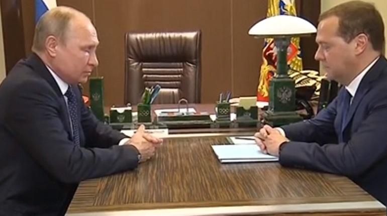 Стал известен окончательный министерский состав нового кабмина РФ