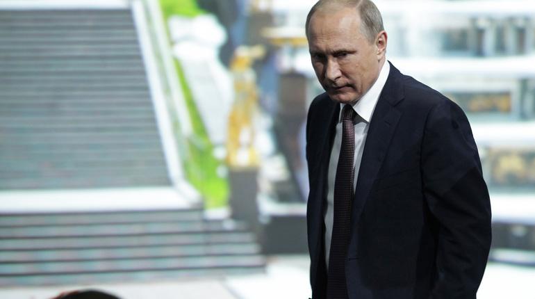 Немецкие журналисты назвали Путина «хозяином мировой политической арены»