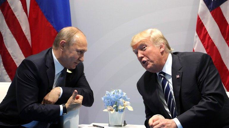В МИД рассказали, о чем будут говорить Трамп и Путин