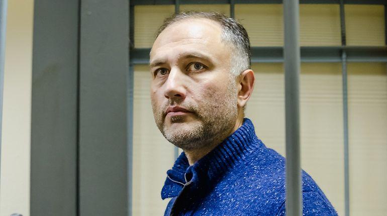 Бывший вице-губернатор Санкт-Петербурга Марат Оганесян полностью признал свою вину