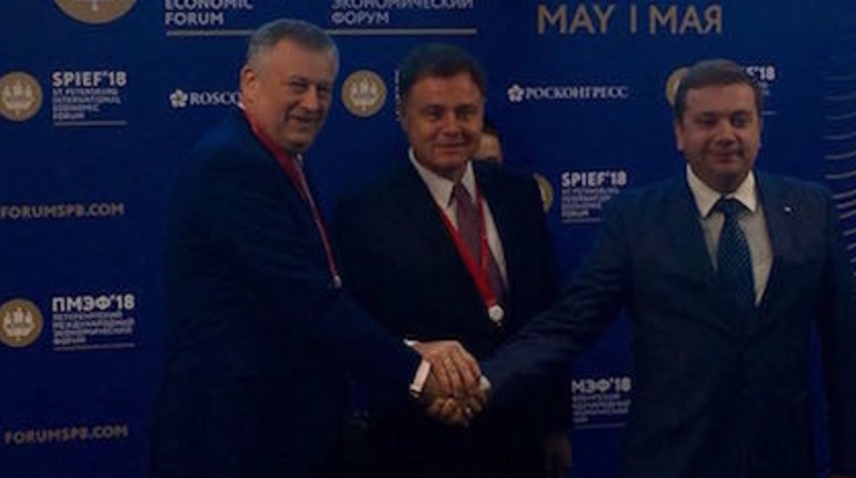 Ленинградская область заключила соглашение о сотрудничестве с фондом