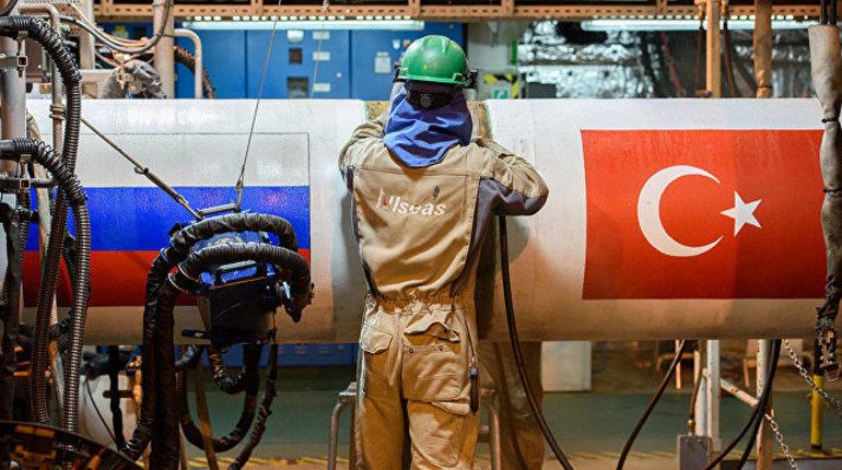 «Газпром» построит «Турецкий поток» до Евросоюза