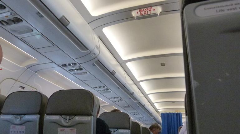 На рейсе «Махачкала — Санкт-Петербург» снова задержали курильщика