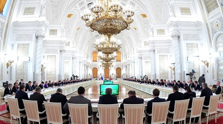 Путин утвердил перечень поручений по развитию конкуренции