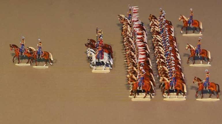 В Петербурге открывается первый в России Музей оловянного солдатика