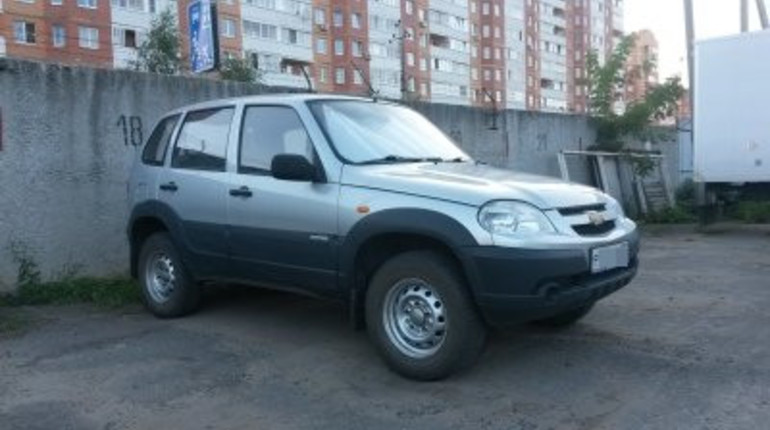 Петербуржец похитил собственный автомобиль