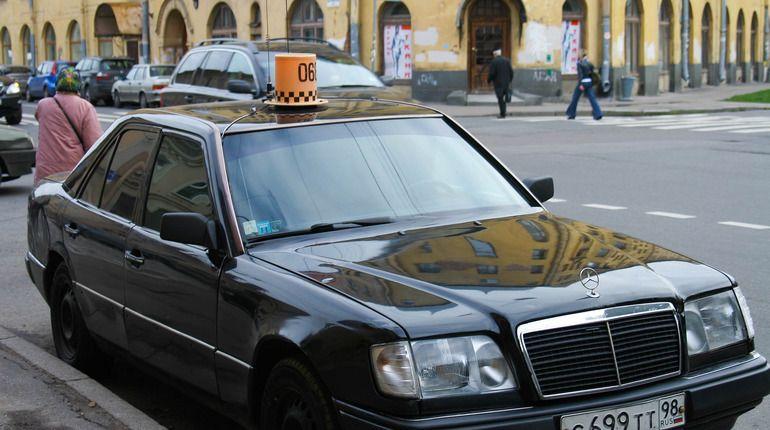 Таксисты назвали самые ненавистные места в Петербурге