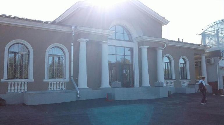 В Рощино открыли отремонтированный вокзал