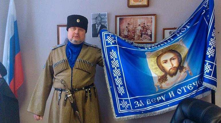 Петербургских казаков примут на муниципальную службу