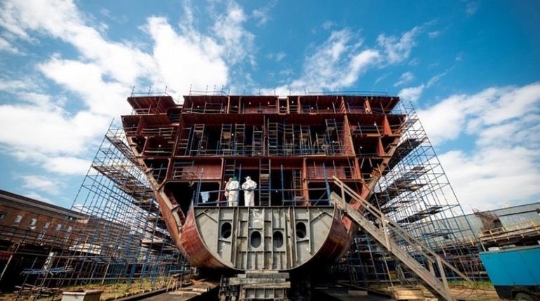 ОСК предлагает договориться с французами о программах, нужных для судостроения.