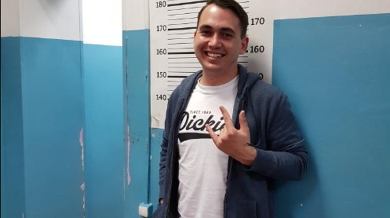 Координатора штаба Навального в Петербурге снова задержала полиция
