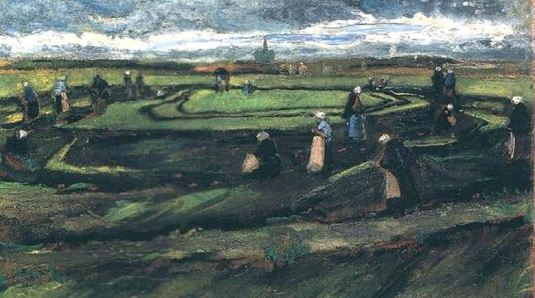 Картину Ван Гога продали на аукционе в Париже за 7 млн евро