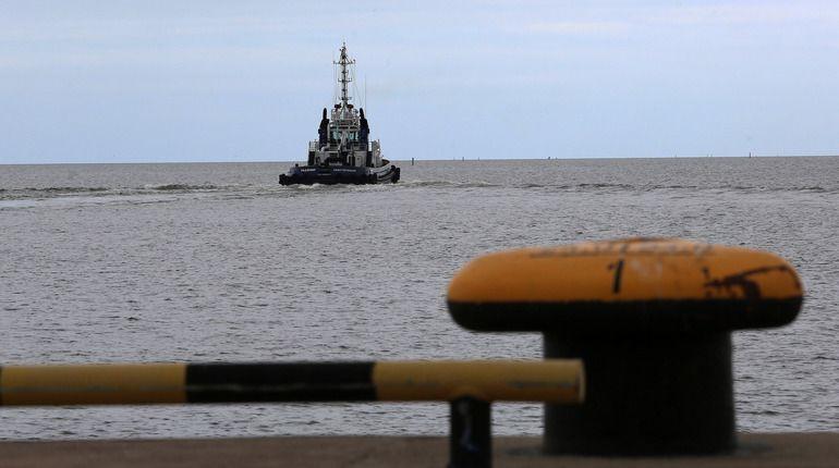 ВЛенобласти закончилась навигация судов