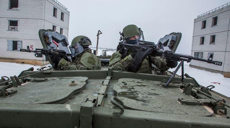 В Колпинском районе продолжают весенний призыв в армию