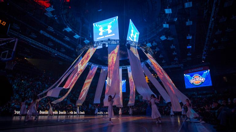 Петербург наградили за лучшее шоу сезона баскетбольной Единой лиги