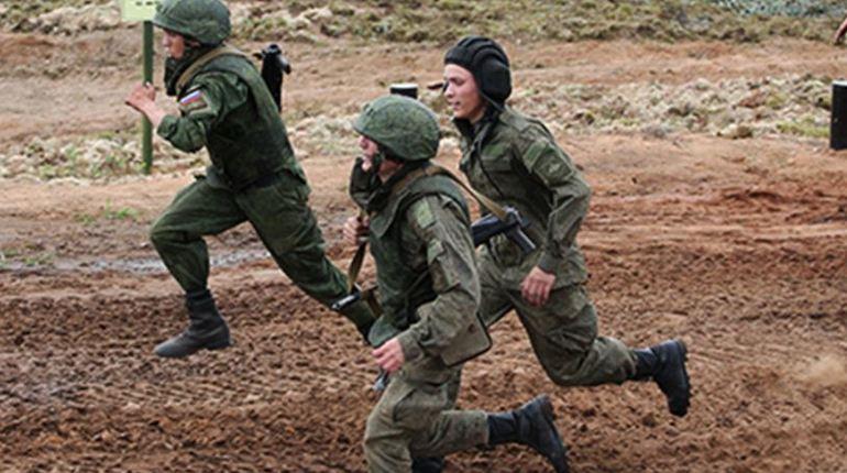 Мотострелки Ленобласти получили свыше 600 комплектов бронезащиты