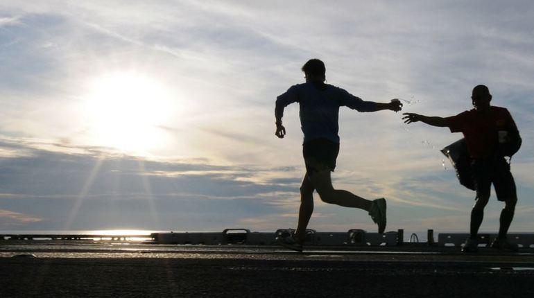 Впервые в парке Александрия в Петергофе пройдет серия забегов SAMSON RUN