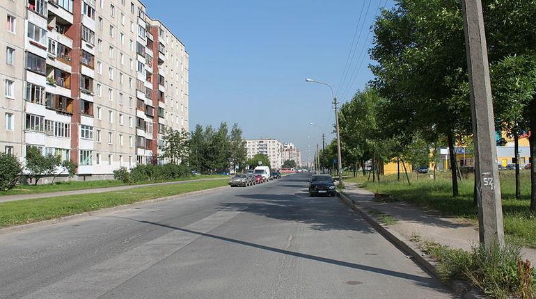 В Петербурге девочка выпала из квартиры на седьмом этаже и осталась жива