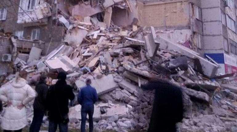 ВИжевске граждане обрушившегося дома начали осмотр собственных квартир