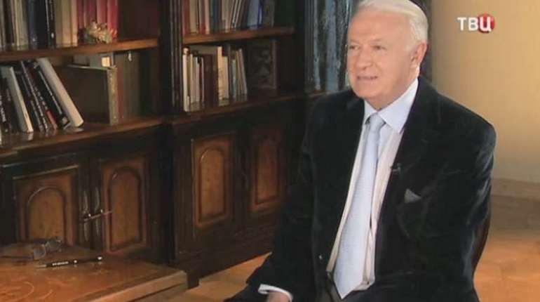 Телеканал «ТВ Центр» подтвердил смерть Бориса Ноткина