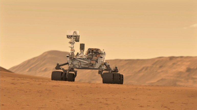 Марсоход Opportunity накрыло гигантской пылевой бурей, и он впал в спячку. НАСА (NASA) почти двое суток пытается связаться с ровером, но пока безуспешно.