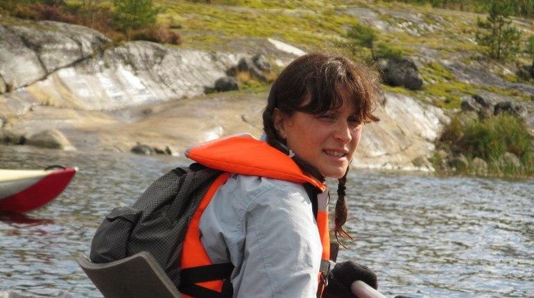 Ирина Андрианова — координатор общественной экологической группы