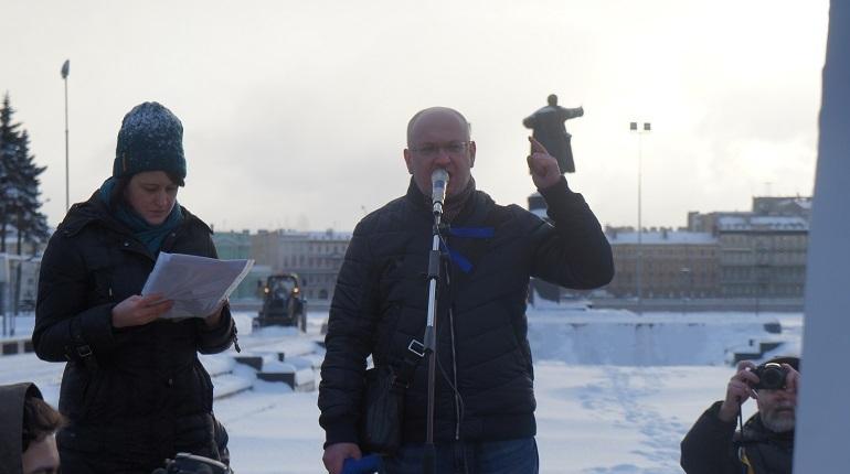 Градозащитники взяли в блокаду стройки города