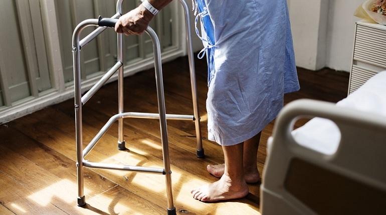 В городской больнице Святого праведного Иоанна Кронштадтского появилось клиническое гериатрическое отделение.