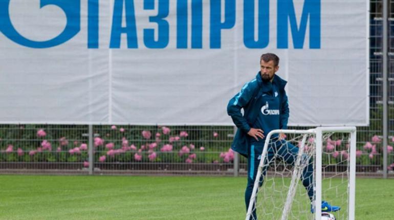 Сергей Семак, назначенный новым тренером