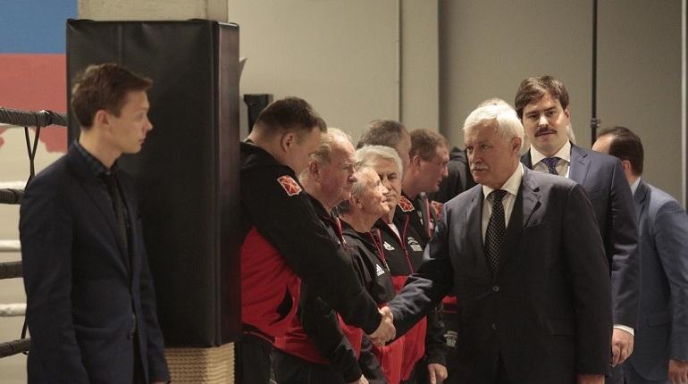 В Центральном зале бокса Санкт-Петербурга 15 июня стартовала подготовка петербургской сборной к Чемпионату России.